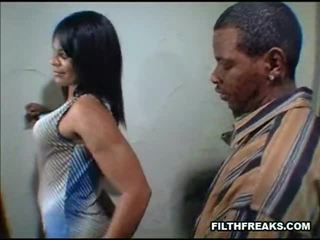 nice ass kanaal, heetste black girl scène, mooi zwart poesje film