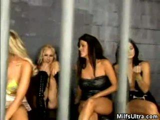lesbian sex, milf sex, spanking