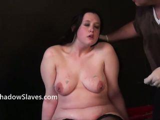 Scared amateur slavegirls needle bdsm and extreme