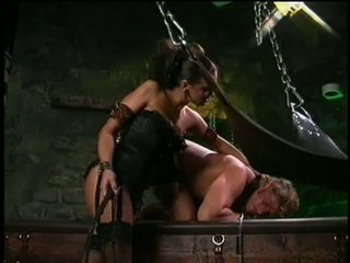 Dru Berrymore and her sex slave Video