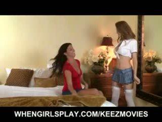 Emily addison gets called upang tulong kobe leets pagbuga ng tamod