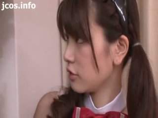 Azjatyckie seks servant nastolatka - japońskie
