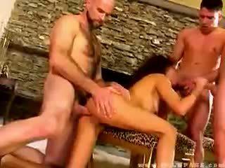 Olivia del rio banged s tri dudes