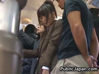 japonais, sexe publique, voyeur, pipe