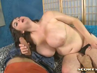 Cream Filled Freshman Beverly Paige