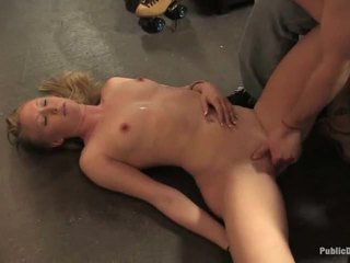 Ami Facefucked Real Hard By Complete Strangers