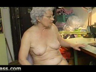 Tự chế nghiệp dư mũm mĩm xưa bà nội thủ dâm chất béo âm hộ video
