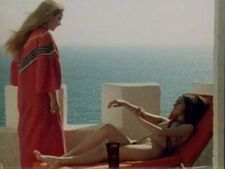 Lina Romay Alice Arno Veronica Llimera - Hot Nights of Linda