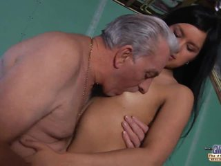 old, hot pussylicking, watch grandpa great
