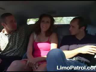 u sarah porno, alle limo, patrol seks