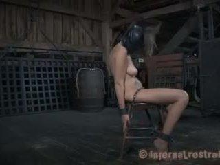 kwaliteit brunette, nieuw realiteit, mooi nice ass