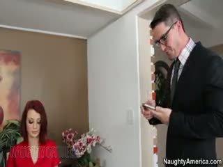 grote borsten porno, nominale pijpbeurt klem, controleren redhead