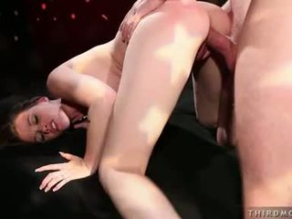 Raven Alexis Opening Her Throat For A Warm Cum