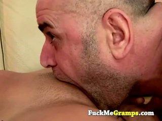 Old man Jack fucks the girl next door