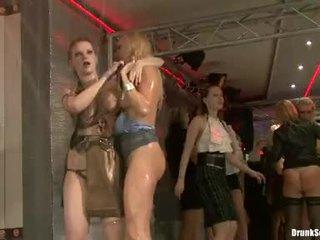 kijken groepsex porno, alle groepsseks film, nieuw partij meisjes kanaal