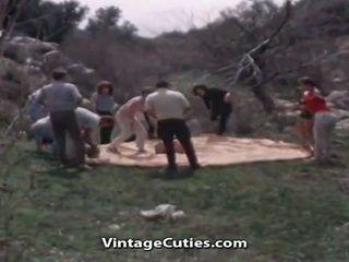 nieuw jong scène, vers groepsseks vid, controleren wijnoogst seks