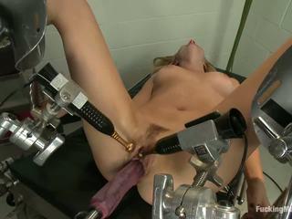 blondes, sex toy, masturbation