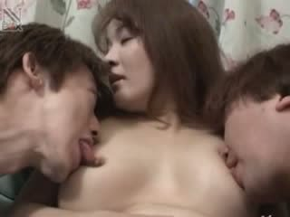 Toys in her tiny korean anal hole