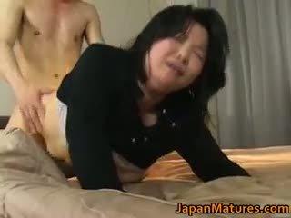 Japanese Mature Chick Has Hot Sex Part2