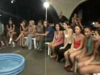 Piss: Pissing Swallow Competition Part 1