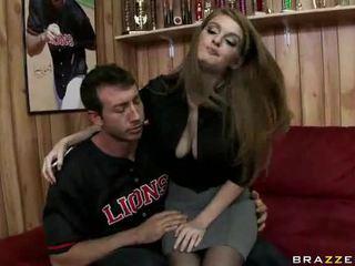 kijken wit porno, hardcore sex, meer baas klem