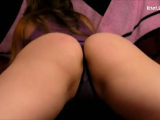 Kinky Kristi - Culo Bounce By Vercelive - Video Dailymotion
