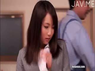 japanisch, baby, cumshot