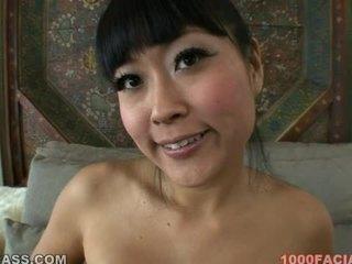 Yuki mori asiatisk facial