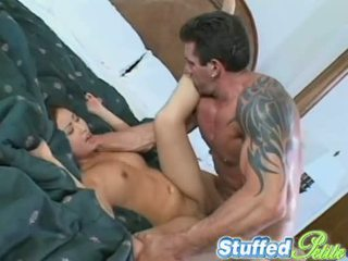 Lovely Sweetheart Tia TAnaka Acquires A Hot Load Of Cum On That Guyr Juicy Mouth