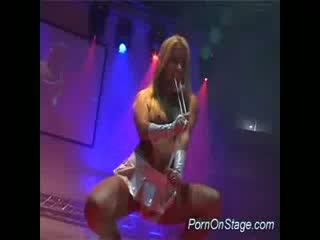striptease, echt hartstochtelijk, zien dans actie