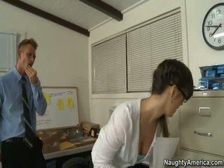 office sex tube