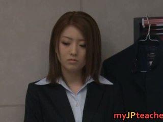 japoński, dziewczyna solo, softcore