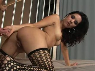 Sexually Excited Nice Looking Tia Cyrus Gets Fucked Hard And Deep In Her Sweet Snatch