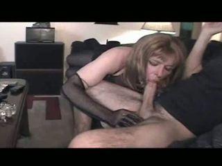 watch oral sex, you crossdresser, real lingerie porno