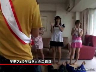 blow job, een japanse vid, nominale pijpbeurt film