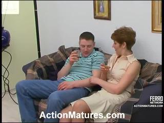 Margaret dan oscar keriting elder tindakan