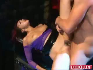 Katsuni Is Rubbing Her Clit While Her Boyfriend Is Fucking