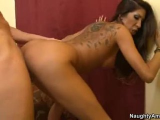 Kayla Carrera Filled With Cum On Her Mounds