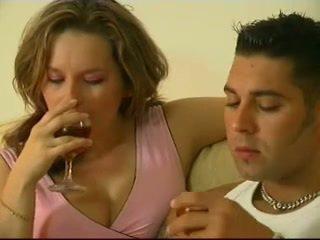 meest grote borsten seks, een brits seks, brunettes
