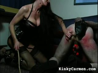Famoso fetichista carmen shows agradable colección de hardcore sexo obsceno movs