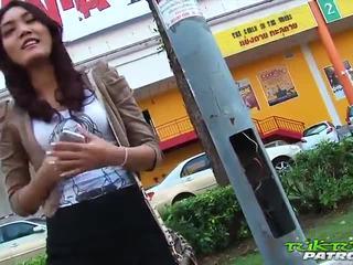 性感 泰國 女孩 eager 為 大 白 公雞