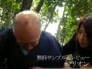 japanese, teen, grandpas
