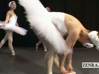 zien japanse, nominale striptease actie, softcore