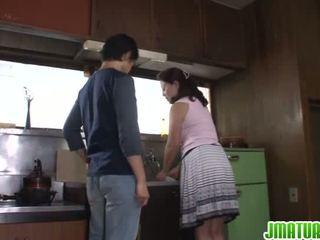 japanisch, blowjob, masturbation, reifen