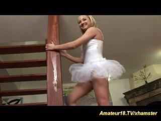 Kamasutra sex with my ballerina