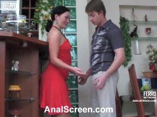 Gwendolen ו - arthur מדהימה אנאלי סרט