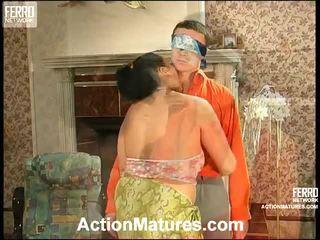 Juliana And Donald Hardcore Mature Act
