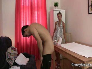 Grannys Sucking And Riding Cocks