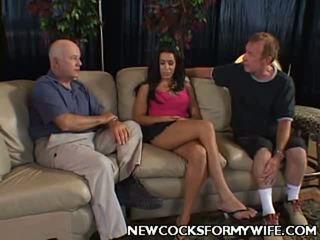 hoorndrager scène, mooi mengen film, vers wife fuck thumbnail