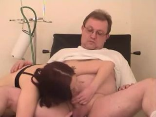 At the German gynecologist 2